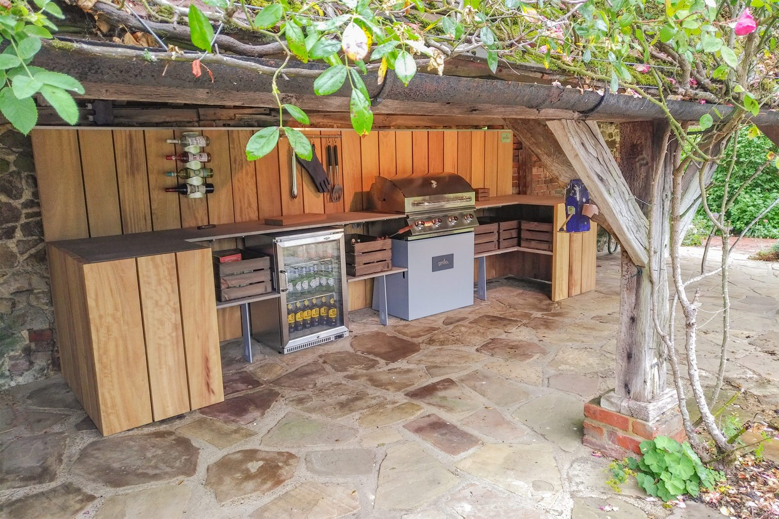 Grillo Forge Cranleigh Surrey project