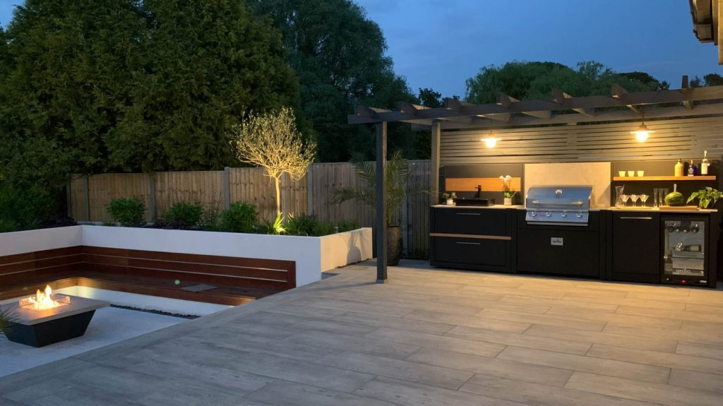 Grillo Outdoor Kitchens Beautiful Outdoor Kitchens